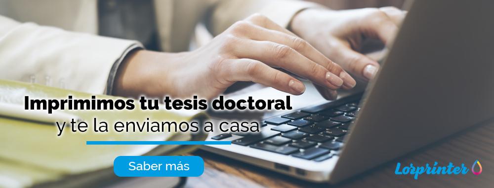 Cómo hacer tu tesis doctoral
