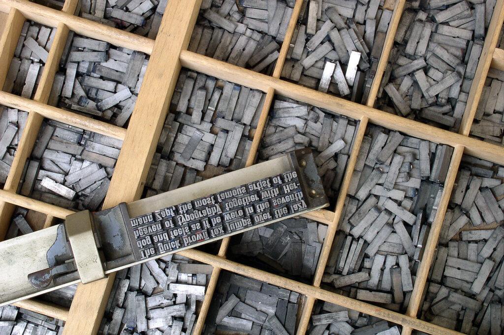 quién y cómo se invento la imprenta